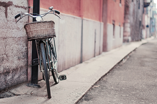 History of the Bicycle: Shrouded in Mystery