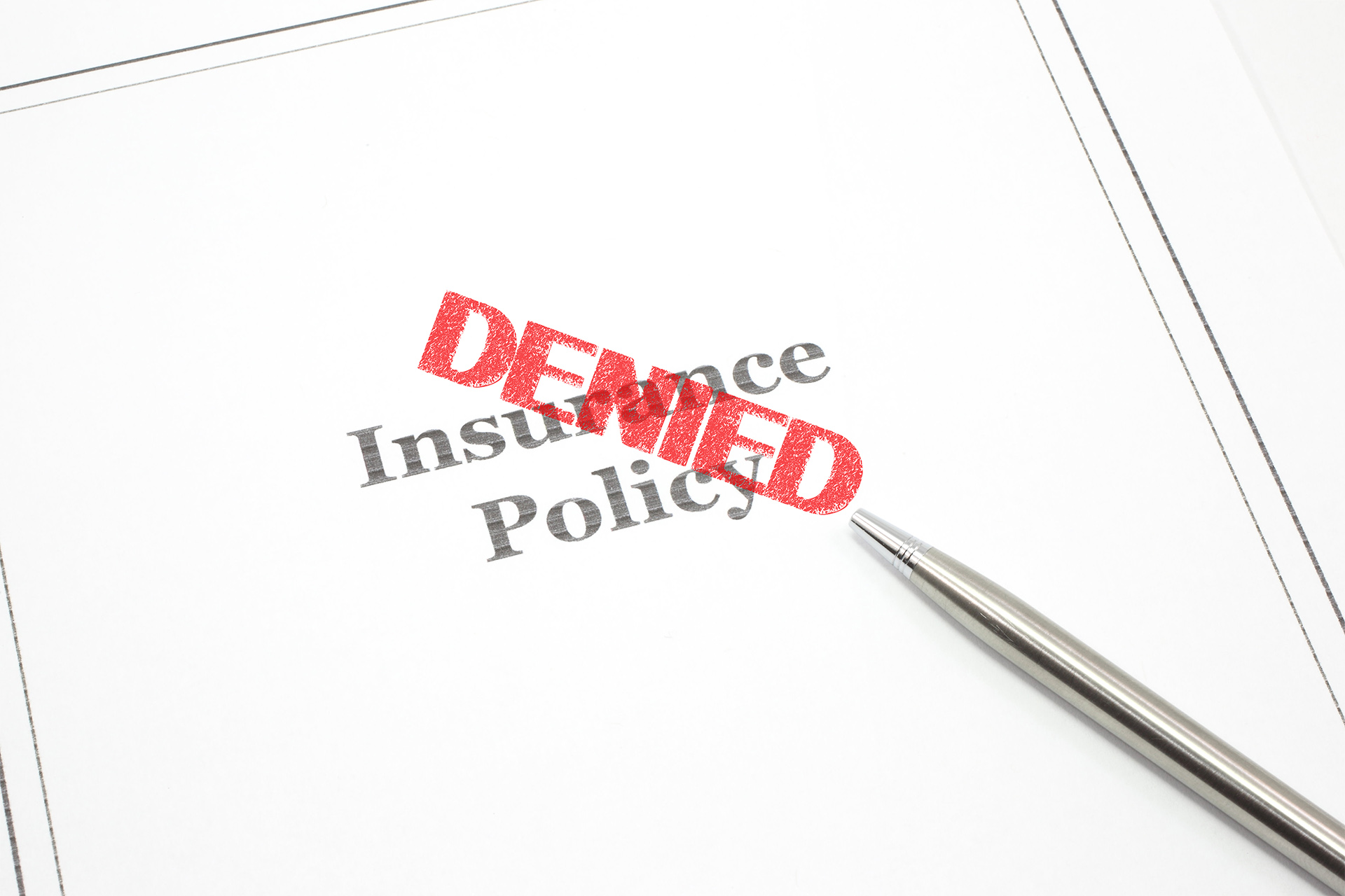 Photo of a South Carolina Bad Faith Insurance Claim