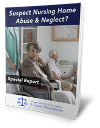Photo of South Carolina Nursing Home Abuse Cover
