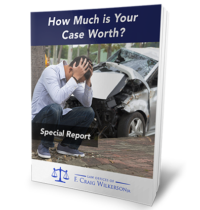 Photo of the Special Report Cover for the Law Offices of F. Craig Wilkerson Jr.