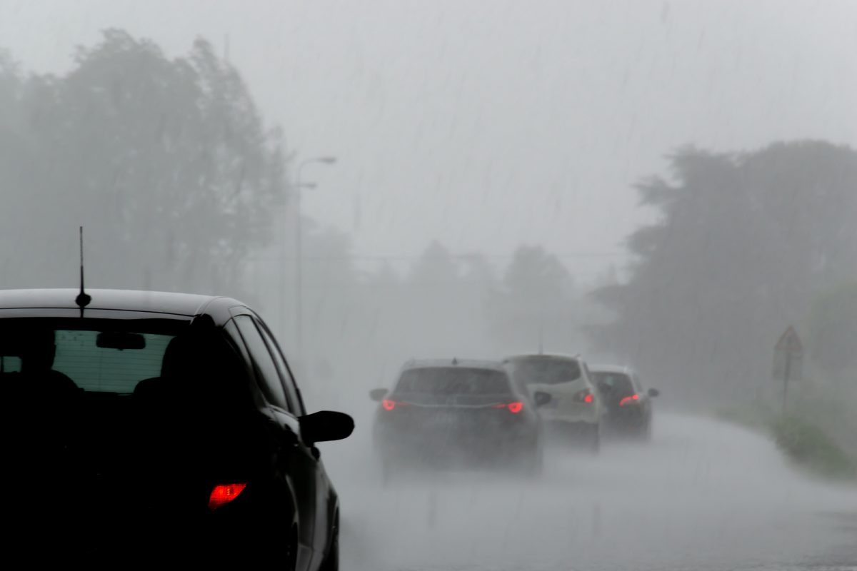 Top 5 Tips for Driving in Bad Weather This Winter