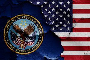 Veterans Affairs Flag